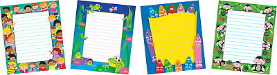 Trend Enterprises School time Assortment Notepad Pack, 6-1/2 X 7-3/4 in, 200