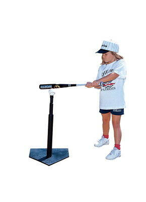 Sportime 21 to 37-1/2 in Adjustable Rubber Batting Tee