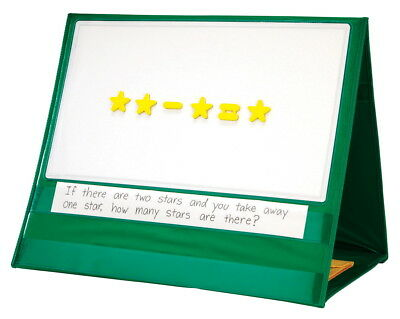 Learning Resources Write On/Wipe Off Magnetic Tabletop Pocket Chart