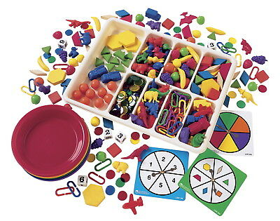 Learning Resources Deluxe Sorting Set with Activity Cards