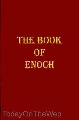 The Book of Enoch New Paperback by R H Charles