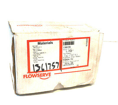 New Flowserve 130191 Single Cartridge Mounted Seal X-100 1.750 Shaft