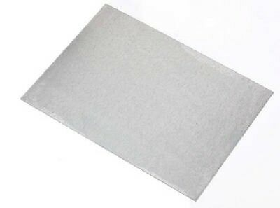 "500 pk Amerimax 68800BX .011 5"" x 7"" Mill Finish Aluminum Roof Flashing Shingles"