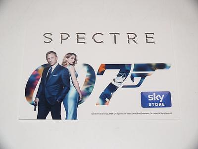 James Bond: Spectre ~ Lobby Card / Postcard ~ Daniel Craig ~ Official Promo ~New