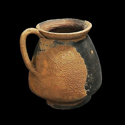 Aphrodite- Ancient Greek Black Glazed Pottery Cup