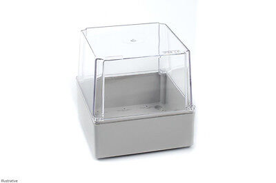 IP55 Transparent Electrical Junction Box (150x150x150mm)