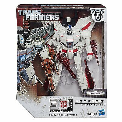 New Hasbro Transformers Jetfire Generations Leader Class Figure A7297 Tf