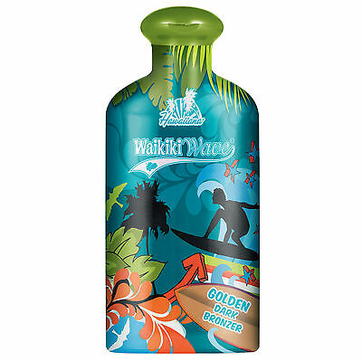 "Tannymaxx Hawaiiana ""Waikiki Wave Golden Dark Bronzer"" 200 ml Solarium Kosmetik"