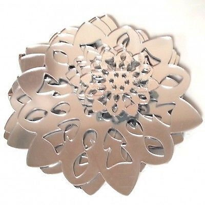 Mirrored Snowflake Placemats and Coasters