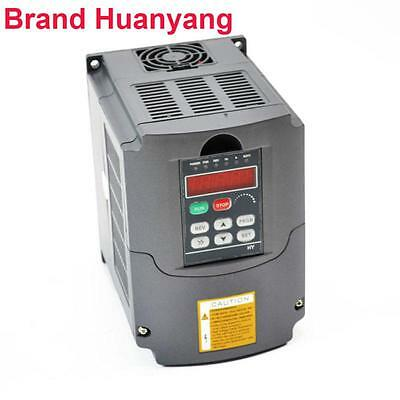 Updated 110V Variable Frequency Drive Inverter Vfd 2.2Kw New Top Quality