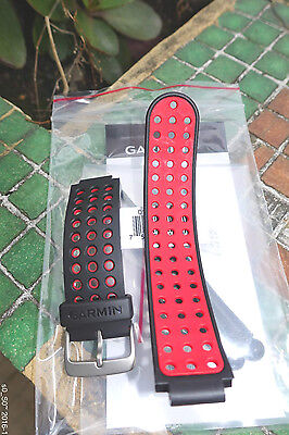 Garmin Forerunner FR 220 620 Replacement Watch Band Purple White Or Black Red