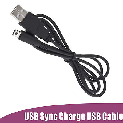 Charge Charing USB Power Cable Cord Charger for Nintendo 3DS DSi NDSI XL DG