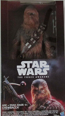 """Star Wars Chewbacca The Force Awakens 12"""" Action Figure NEW in Box!!"""