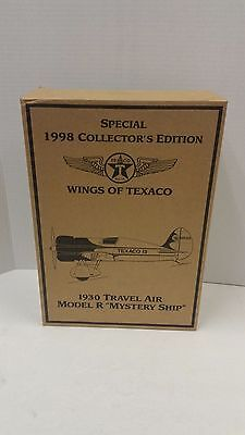 "SPECIAL EDITION Wings of Texaco 1930 ""Mystery Ship"" 1998"