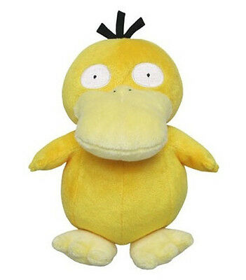 "Sanei Pokemon Go Plus All Star Collection PP04 - Psyduck 7"" Stuffed Plush Doll"