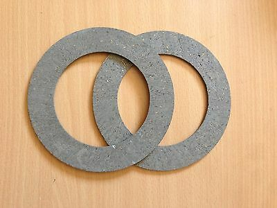TRACTOR PTO FRICTION DISC 140mm OD x 89mm ID X 2