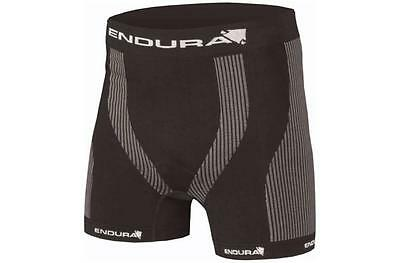 Cycling Bike spin class padded Commuter underpants Knick Boxer Pant Mens Black