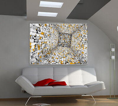 Unreality large giant 3d poster print photo mural wall art ia175