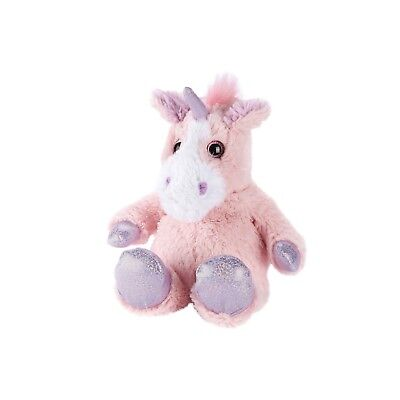 Intelex Unicorn Cozy Plush Fully Microwaveable Soft Cuddly Heatable Toy Warmies