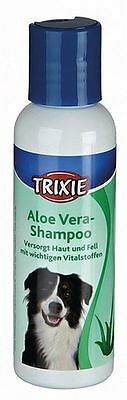 Aloe Vera Dog Shampoo for Sensitive Skin with Antibacterial Effects 60ml