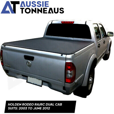 Tuff Mats Rubber Ute Tray Mat Holden Colorado Suits