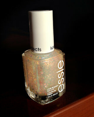Essie Luxeffects Shine of Time Nail Polish Flake Nail Lacquer Discontinued