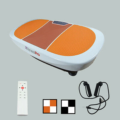 3D DUAL MOTOR Vibration Platform Plate Power Full Machine Slim Fit Exercise Body