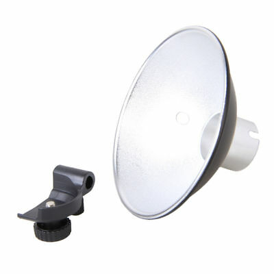 14cm Reflector with Umbrella Slot for the HyBRID360 Bare Bulb Flash