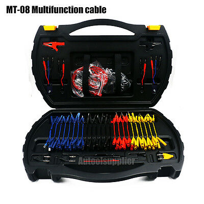 MT-08 Multifunction Circuit Test Wiring Accessories Kit Cables Work for MST-9000