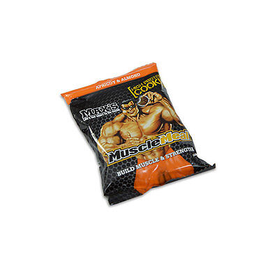 Max's Muscle Meal Cookies -Maxs High Protein Whey Muscle Building Snack Bar WPC
