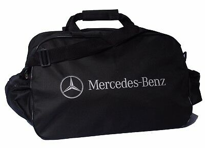 NEW MERCEDES BENZ TRAVEL / GYM / TOOL / DUFFEL BAG c-class s-class clk slk flag