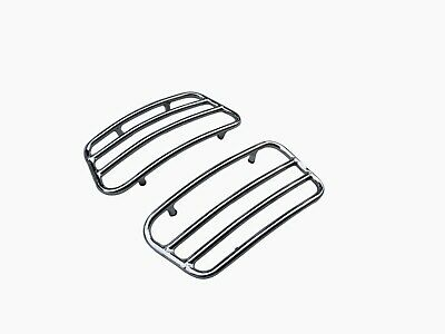 Hard Saddlebags Top Rails for Indian Chief Chieftain Roadmaster 2014-Up