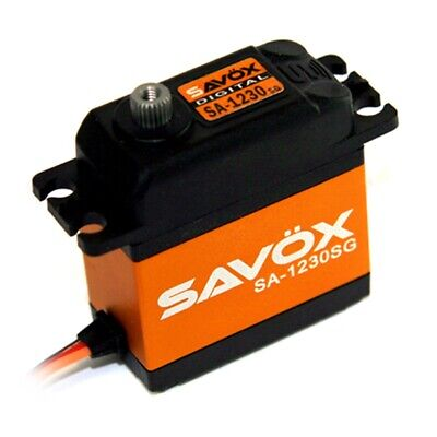 Savox SA-1230SG Monster Torque Coreless Steel Gear Digital Servo