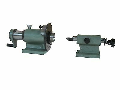 5C Spin Index and Tailstock Set