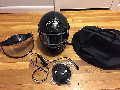 Hjc Ls-Air 3  Snowmobile Helmet With Accessories