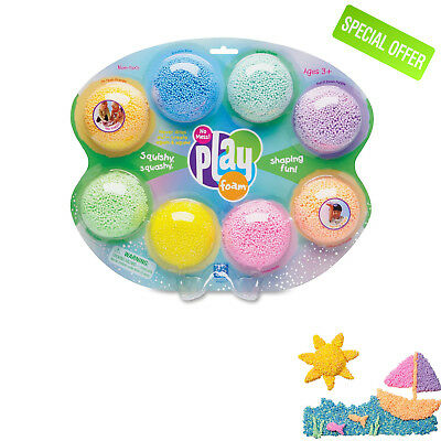 Sensory Tactile Fidget Toys PlayFoam Autism Multicolor 8 Pack Special Needs