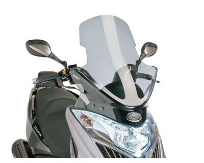 Windschild PUIG V-Tech smoke für Kymco Grand Dink 300i