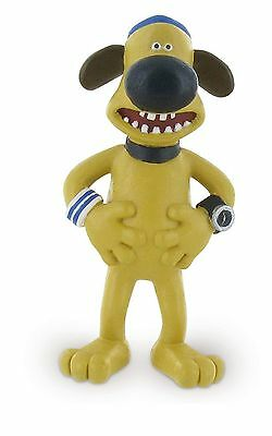 SHAUN THE SHEEP COMANSI FIGURE of Bitzer - New with Tags