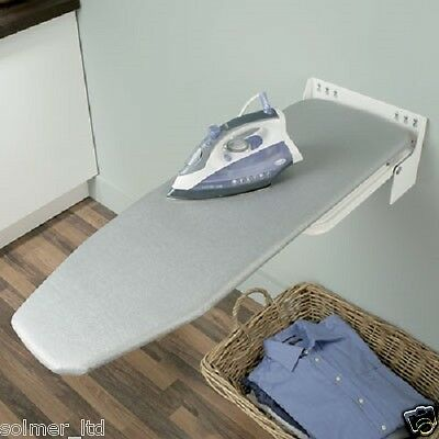 Hafele Ironfix Wall Mounting Folding Ironing Board - 568.66.723