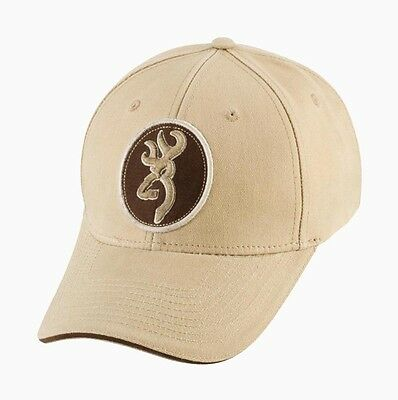 Browning Dakota Canvas Cap Tan