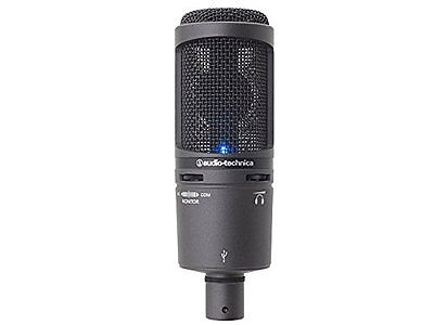 NEW audio-technica Audio Technica / AT2020USB + USB microphone from JAPAN