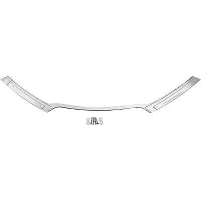 Performance Machine - 0209-2018SCA-CH - Chrome Scallop Windscreen Trim 2015 FLTR