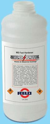 Relo MS Fast Hardener for 2k Clear Coats Lacquer 2:1 1Ltr