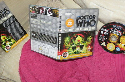 Doctor Who - Terror of the Vervoids - The Colin Baker Years - dispatch in 24 hrs