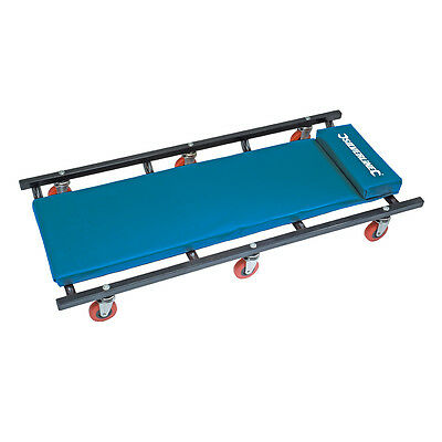 Mechanics Creeper Wheel Board Under Car Wheeled Rolling Trolley Floor