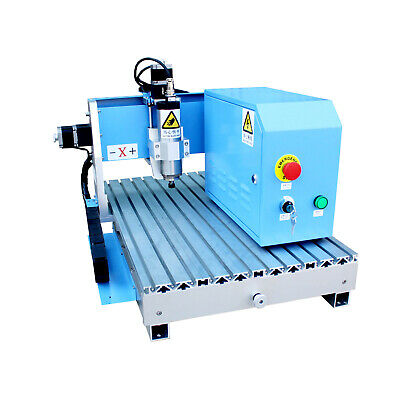 800W CNC Router Engravering Machine For Wood Acrylic MDF RS-6090 Ball Screw