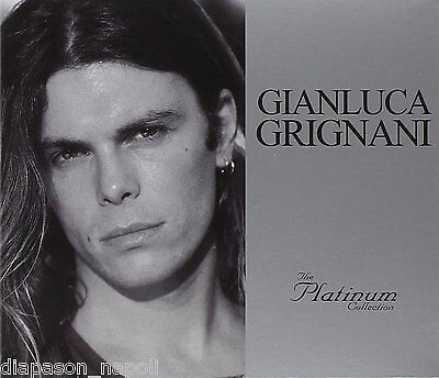 Gianluca Grignani: The Platinum Collection - Box 3 CD