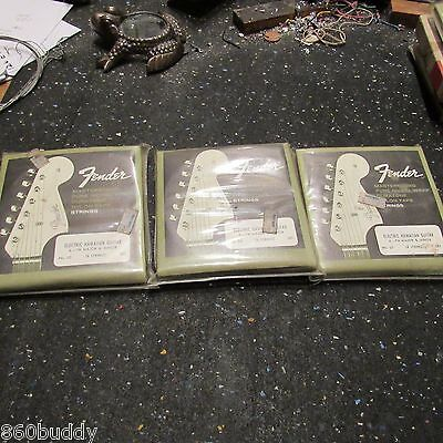 1960's Fender Electric Hawiian Guitar Strings Set No.30 NOS NEW OLD STOCK UNSOLD