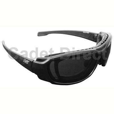 BSG-5 Tactical Ballistic Goggles with RX Gasket