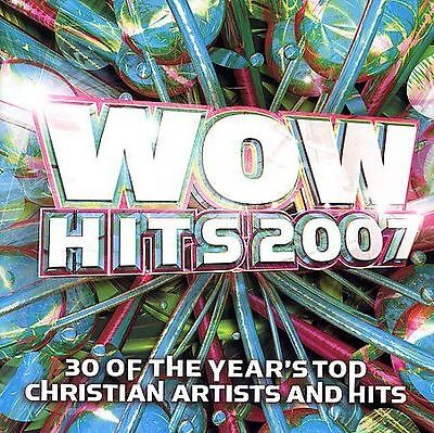 Various Artists : Wow Hits 2007 CD